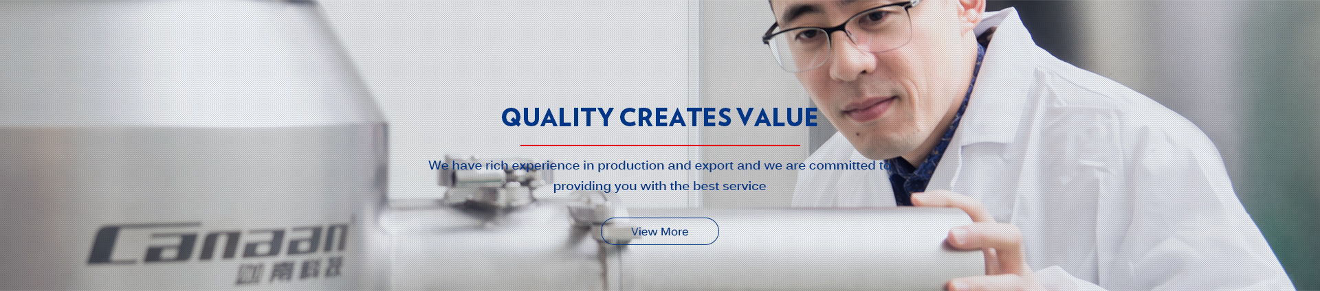 We have rich experience in production and export, promise you a good reputation and high quality service!